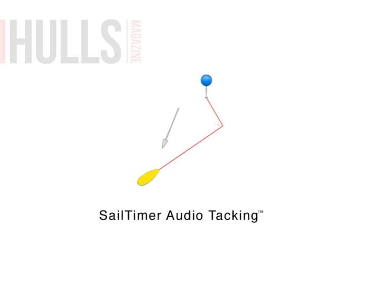 SailTimer Audio Tracking Multihulls Magazine