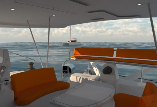 Antares 44GS Multihulls Featured Artictle