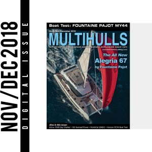 NOV DEC 2018 Multihulls Magazine Digital Issue