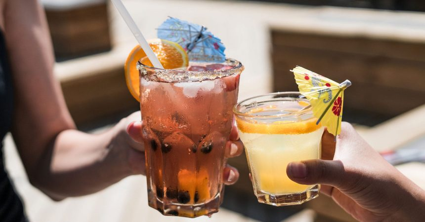 Cocktails for Yacht Charter Multihulls Magazine